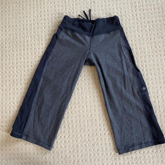 Lululemon Align cropped yoga pants
